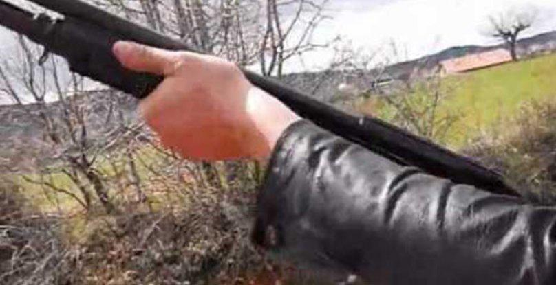 Pompalı tüfekle dehşet saçtı : 2 ölü