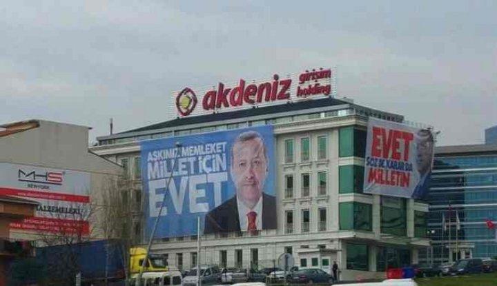 """Akdeniz Güvenlik, Erdoğan'ın evetli,Bu FETÖ'nün özel güvenlik şirketleri olmadığını mı sanıyorsun?"""""""