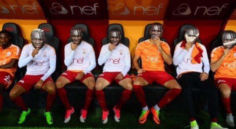 Gomis'e futbolcu ve taraftarlardan destek