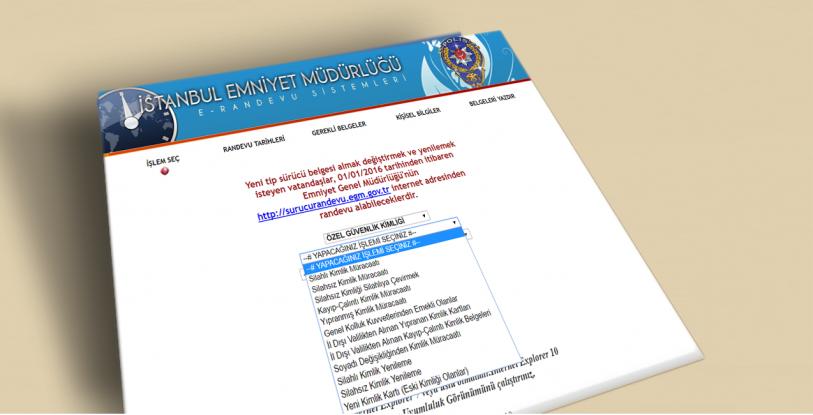 Özel güvenlik kimlik kartı yenileme için gerekli belgeler