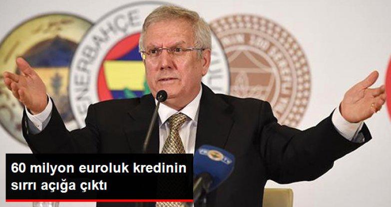 Fenerbahçe, Aldığı 60 Milyon Euroluk Krediyle