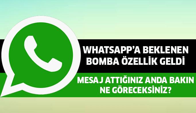 WhatsApp'ın mesaj silme özelliği Türkiye'de kullanıma sunuldu