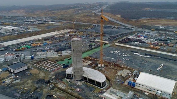 3.ncü havalimanı inşaatında ölen 5 çocuk babası işçiye 10 Bin TL teklif ettiler