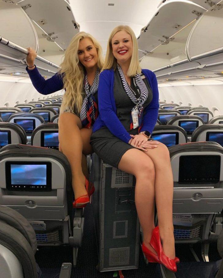 Siz indikten sonra uçakta neler oluyor, hiç merak ettiniz mi?
