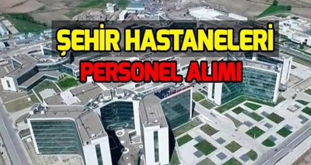 Bilkent Şehir Hastanesine 7 Bin Personel Alımı Yapılacak! Bakan'dan Açıklama