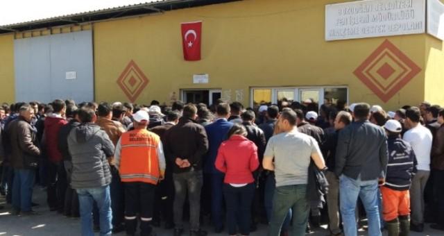 Akparti'li belediyenin ilk icraatı: 88 işçi işten atıldı!