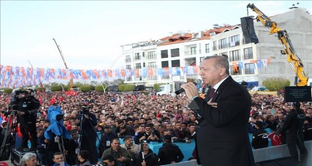 Erdoğan'dan iş insanlarına Atatürk Havalimanı müjdesi