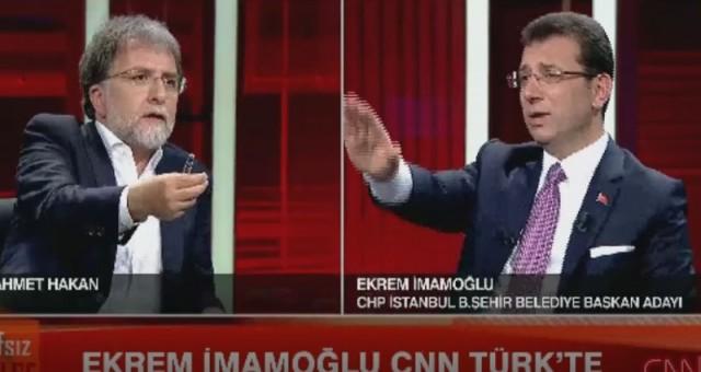 """Habertürk yazarından Ahmet Hakan'a sert tepki: """"Bu ilkesizliktir! Ayıptır!"""