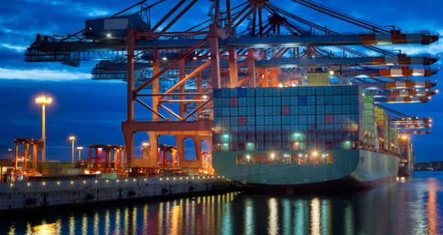 Türkiye'nin ihracatı Açık yüzde 55,6 daraldı