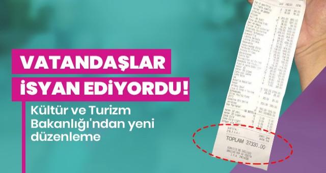 Turizmde yeni düzenleme! Resmi Gazete'de yayımlandı