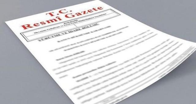 İşçi kadroları için düzenlemesi resmi gazete yayımlandı