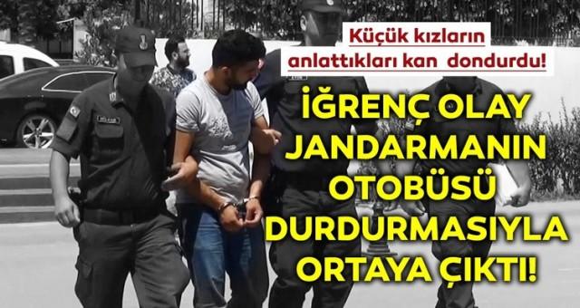 Kayseri'de kaybolan kızlar jandarmanın dikkati sayesinde bulundu