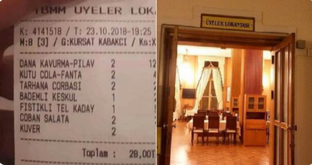 Meclis'te çorbanın fiyatı 2 TL'ye çıkabilir