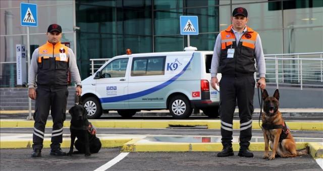 TAV'dan özel güvenlik atağı