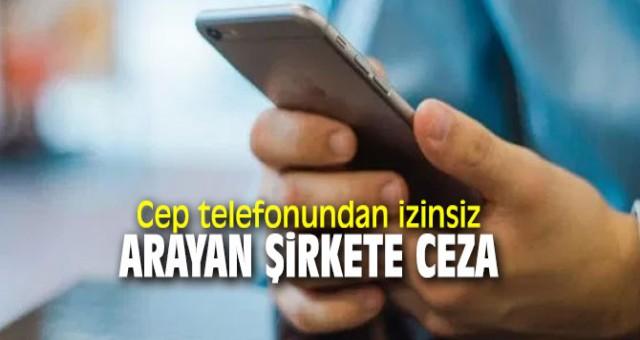 Telefonundan aranan vatandaş şikayet etti! O reklama şok ceza.