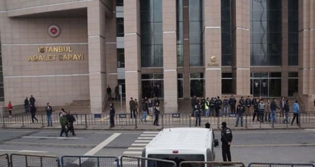 Çağlayan Adliyesi'nde silah sesleri: Özel güvenlik kendini vurdu