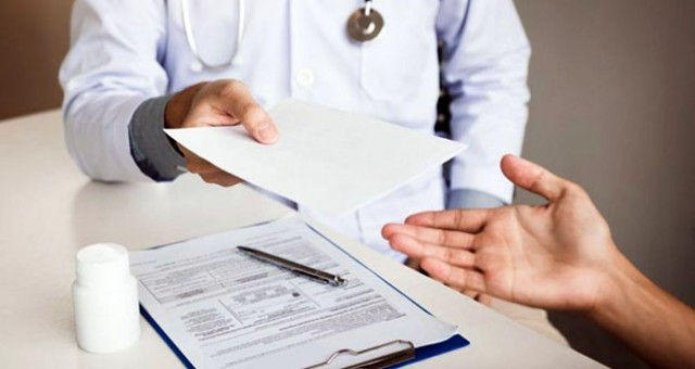 Sağlık raporlarına ilişkin yönerge yayımlandı.