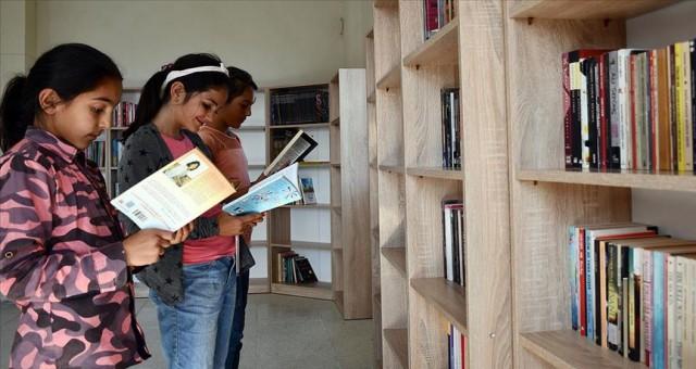 Ağrı, Doğubayazıt'a 6 Bin Kitap Gönderildi!