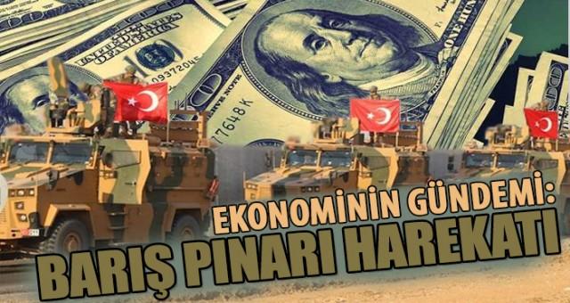 Ekim Ayının Ekonomi Gündemini Barış Pınarı Harekâtı Belirledi!