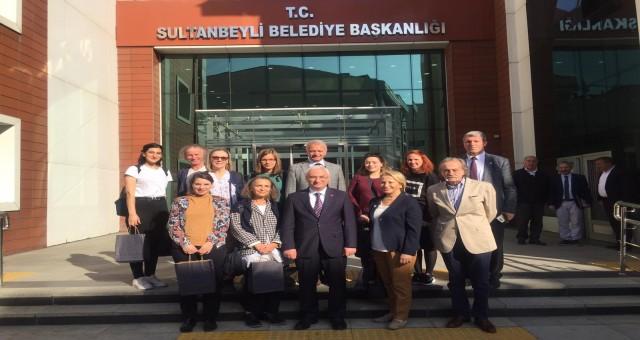 ACT NOW ilk Türkiye ziyaretini ODGEDER'in ev sahipliğinde yaptı