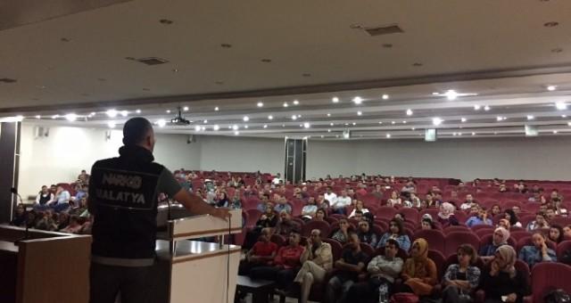 Malatya'da özel güvenlik görevlilerine eğitim