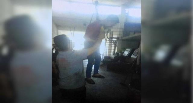 İşyeri sahibi 15 yaşındaki çocuk işçiye palangalı işkence yaptı, ağabeyini darbetti