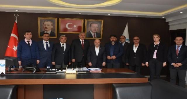 Antakya Belediyesi ile Hizmet-İş Sendikası toplu iş sözleşmesi imzaladı