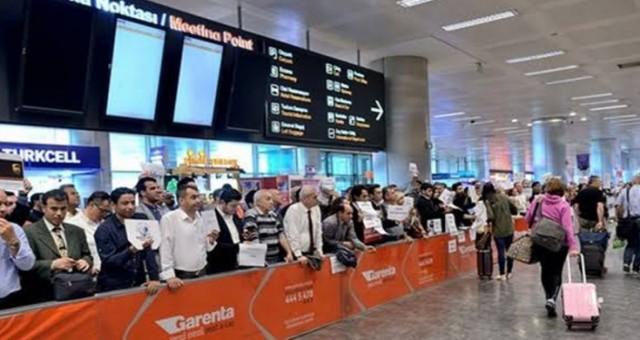 Güvenlik komisyonunda alınan karar gereğince  yolcu karşılamak artık ücretli olacak.