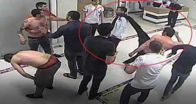 Doktor ve özel güvenlikçiyi darp etmişlerdi