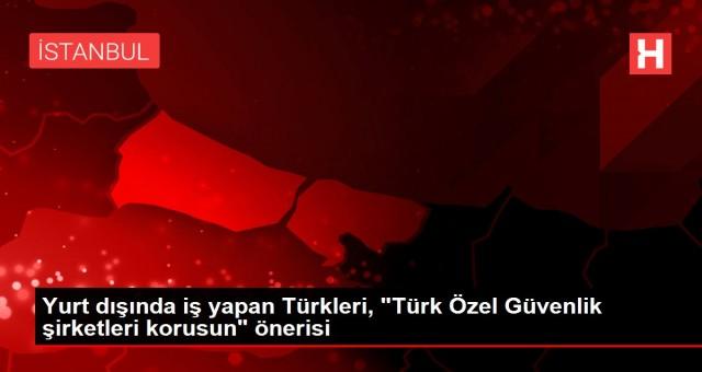 Yurt dışında iş yapan Türkleri,