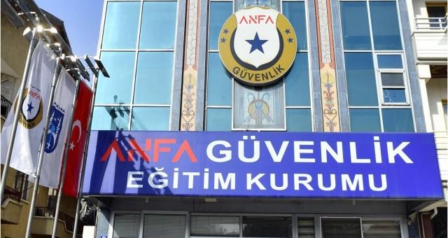 ANFA Güvenlik Okulu, güvenlik personeli yetiştiriyor