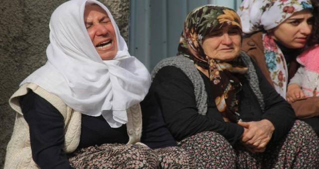 Özel güvenlik görevlisi intihar etti, yakınları gözyaşlarına boğuldu