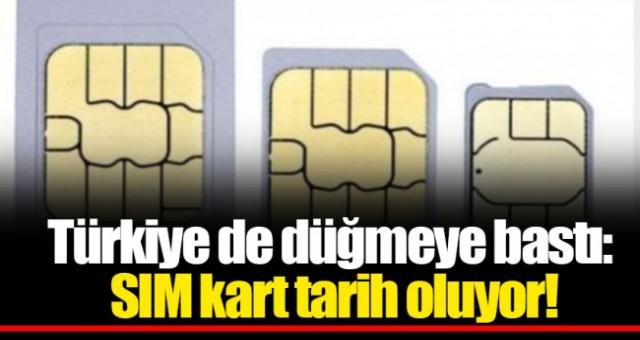 Türkiye için beklenen e-SIM müjdesi verildi
