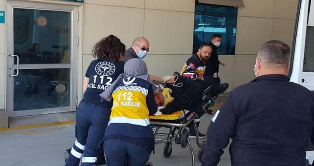 Özel Güvenlik görevlisi başından vurulmuş halde yaralı bulundu!