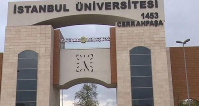 İstanbul Üniversitesi Cerrahpaşa sözleşmeli 102 personel alacak