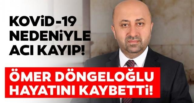 Koronavirüs tedavisi gören İlahiyatçı yazar Ömer Döngeloğlu hayatını kaybetti