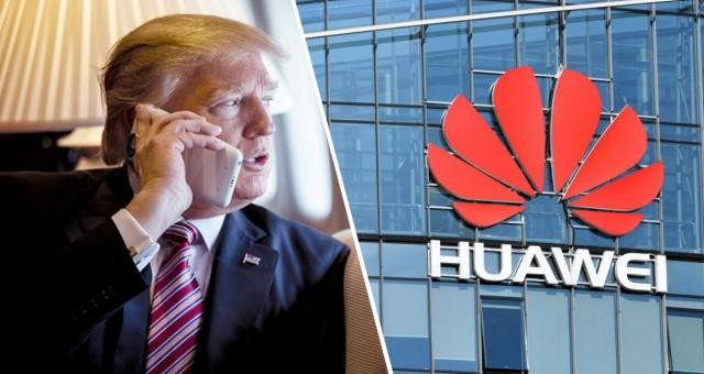 ABD, Huawei yasağı için yeni kararını açıkladı!