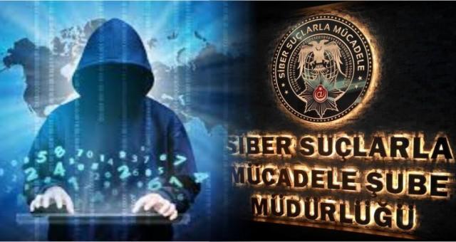 EGM Sosyal medyada 7 gün 24 saat esasına göre siber devriye faaliyetleri yürütülüyor