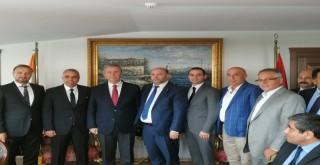 Ankara Büyükşehir Belediye Başkanı Sayın Mansur Yavaş, Modoko'nun yeni yönetimini ziyaret etti.