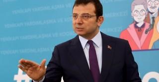 İmamoğlu açıkladı: İstanbul'da sosyal yardıma salgın ayarı