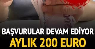 Çalışan annelere bakıcı desteği  Aylık 200 euro Kimler başvurabilir